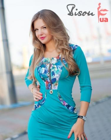Платье 7340