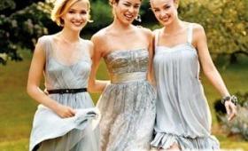 Как выбрать платье на свадьбу подруги?