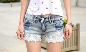 Модные женские шорты летнего сезона 2015