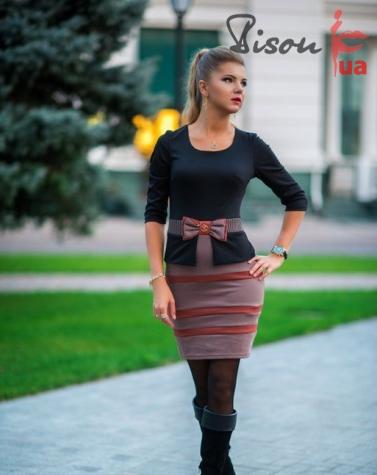 Платье 7415