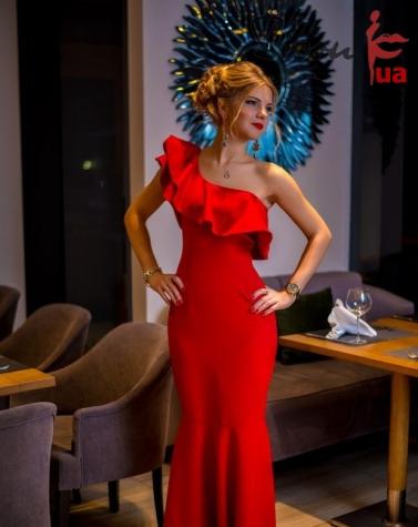 Платье 7538