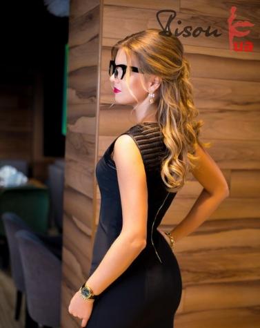 Платье 7544
