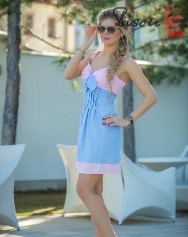 Платье  7673