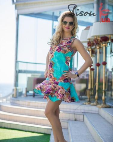 Платье 7681