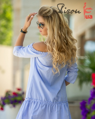 Платье 7682