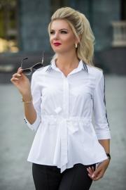 Блузка белая 1335