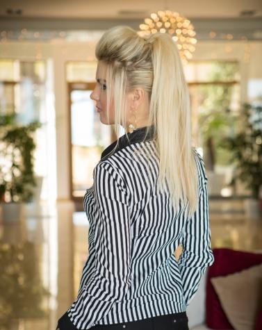 Блузка в полосочку 1327