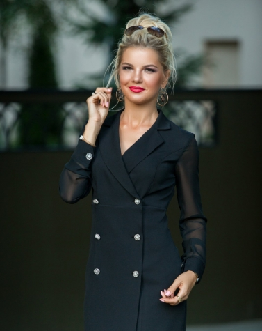 Платье-пиджак 7841