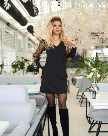 Маленькое чёрное платье 7876