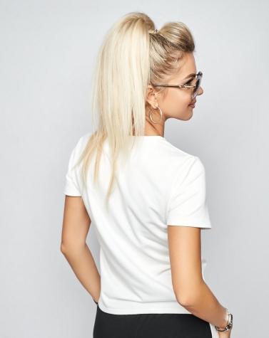 Стильная футболка с принтом 1364