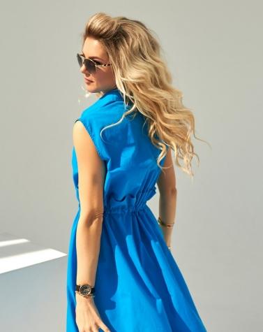 Нежнейшее летнее платье 7946