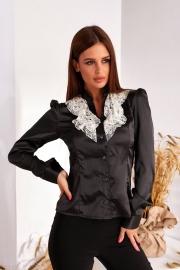 Блузка чёрная 1200